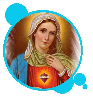 Buenos Día Virgen María