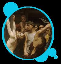 MISTERIO DOLOROSO: LA FLAGELACIÓN DE NUESTRO SEÑOR JESUCRISTO