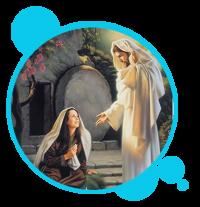 MISTERIO GLORIOSO: LA RESURRECCIÓN DE CRISTO