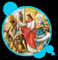 MISTERIO LUMINOSO: LAS BODAS DE CANÁ