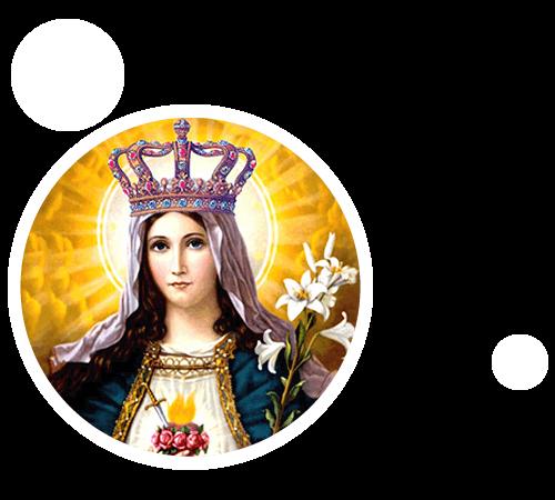 Maria Reina del cielo y la tierra