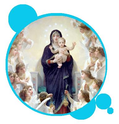 15 Promesas De la Virgen Maria A quienes Recen el Rosario